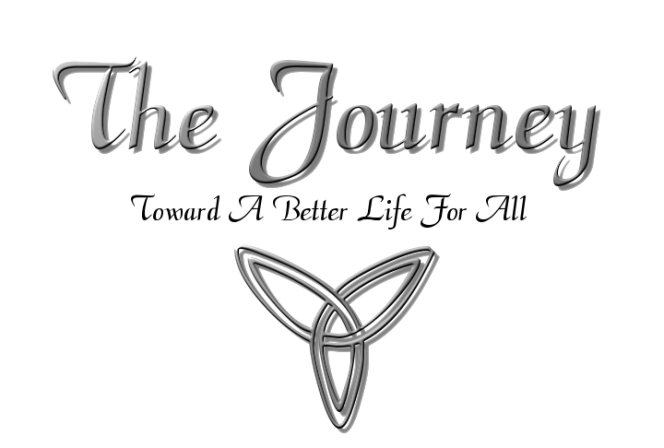 The Journey Logo - NTSC PNG