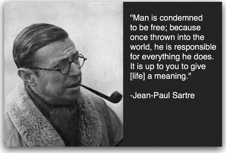 Jean Paul Sartre Sacred Knowledge